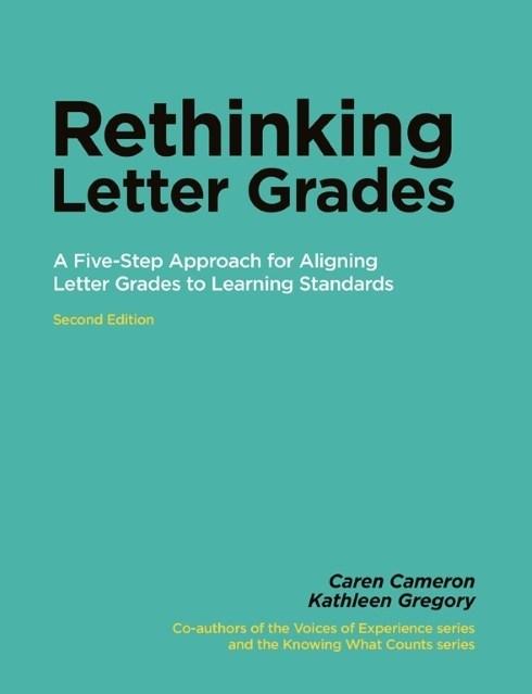 Rethinking Letter Grades Cover